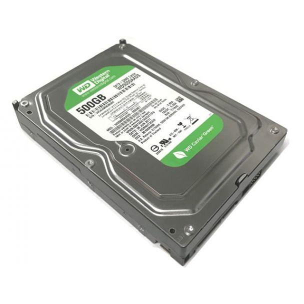 WD Hard disk 3,5 SATA 500GB Caviar Black WD5002AALX